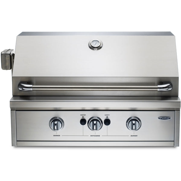 "Capital Professional Series 32"" PRO32RBI Built-In Grill"