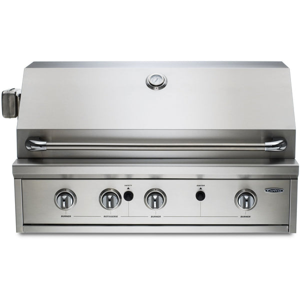 "Capital Professional Series 36"" PRO36RBI Built-In Grill front view"