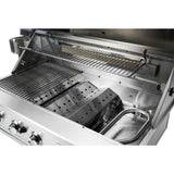 "Capital Professional Series 36"" PRO36BI Built-In Grill inside view"