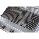 "Sunstone Ruby 4 Burner ProSear 36"" Ruby4B Cooking Grid"