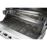 "Capital Professional Series 36"" PRO36RBI Built-In Grill Open view"