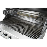 "Capital Professional Series 36"" PRO36BI Built-In Grill Open view"