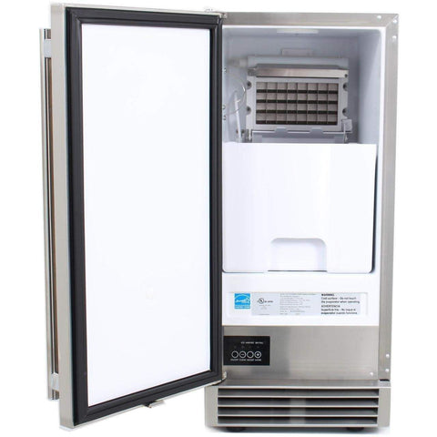 Blaze Outdoor Ice Maker  SKU BLZ-ICEMKR-50-GR