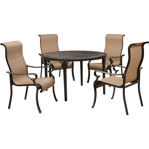 hanover-brigantine-5-piece-4-sling-dining-chairs-and-50-inch-round-cast-table-brigdn5pcrd