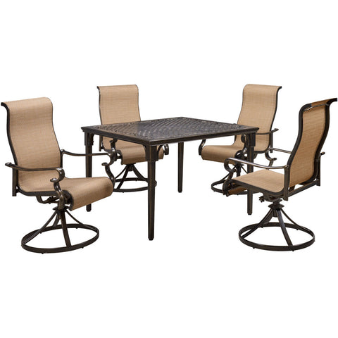 hanover-brigantine-5-piece-4-sling-swivel-chairs-and-42-inch-square-cast-table-brigdn5pcswsq