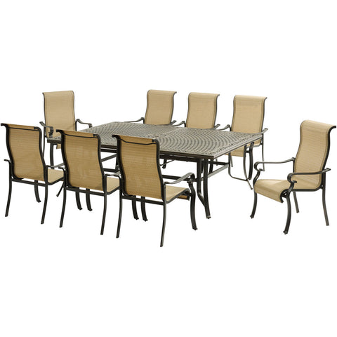 hanover-brigantine-9-piece-8-sling-dining-chairs-60x84-inch-cast-dining-table-brigdn9pc