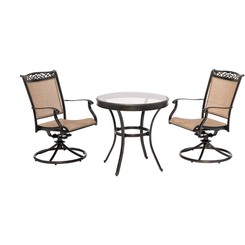 hanover-3-piece-bistro-set-30-inch-glass-top-table-2-sling-swivel-rockers-includes-cover-fntdn3pcswg-sc