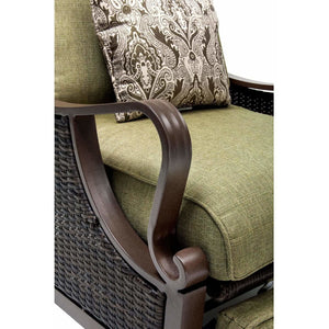 Hammond Casitas Luxury Reclining Patio Chair With Pillow Accessory - M&K Grills