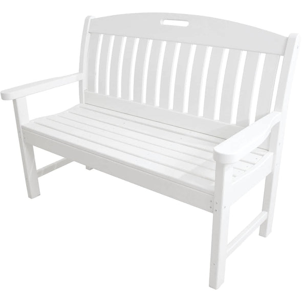 Hammond Malibu All-Weather 48-Inch Outdoor Bench - M&K Grills