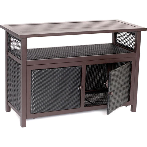 Hammond Outdoor Console Table - M&K Grills