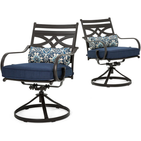 hanover-montclair-7-piece-6-swivel-rockers-40x66-inch-dining-table-mclrdn7pcsqsw6-nvy-swivel-rockers