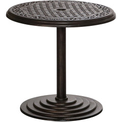 hanover-25-inch-round-cast-umbrella-side-table-hanumbtbl-rc