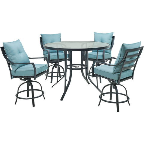 hanover-lavallette-5-piece-4-swivel-bar-chairs-and-bar-glass-table-lavdn5pcbr-blu