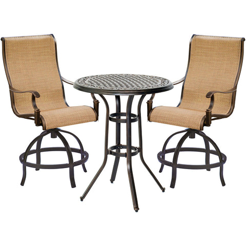 hanover-manor-3-piece-2-sling-counter-height-swivel-chairs-30-inch-round-cast-table-36-inch-height-mandn3pc-br