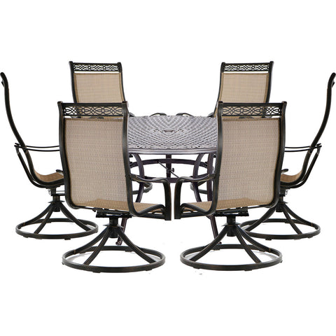 hanover-manor-7-piece-6-sling-swivel-rockers-60-inch-round-cast-table-mandn7pcswrd6