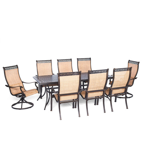 hanover-manor-9-piece-6-sling-dining-chairs-2-sling-swivel-rockers-42x84-inch-cast-table-mandn9pcsw-2