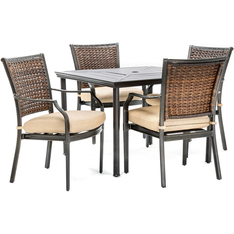 hanover-mercer-5-piece-dining-set-4-woven-back-chairs-square-stamped-table-mercdn5pcsq-tan
