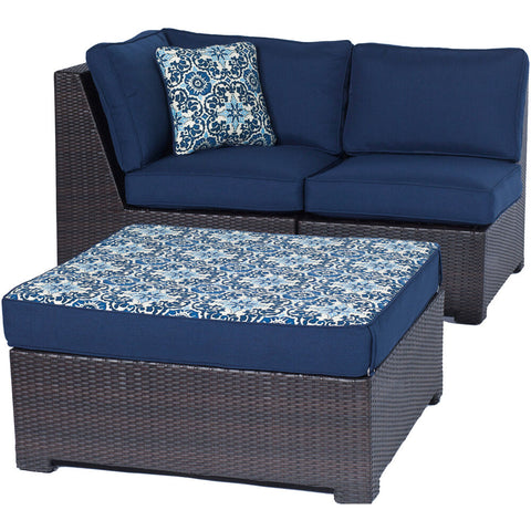 hanover-metro-mini-3-piece-set-corner-wedge-armless-chair-and-ottoman-with-cushions-metmn3pc-b-nvy