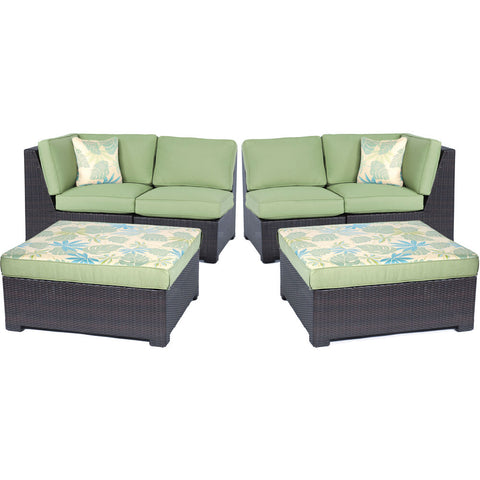 hanover-metro-6-piece-set-2-corner-wedges-2-armless-chairs-and-2-ottomans-with-cushions-metmn6pc-b-grn