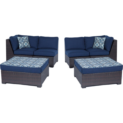 hanover-metro-6-piece-set-2-corner-wedges-2-armless-chairs-and-2-ottomans-with-cushions-metmn6pc-b-nvy