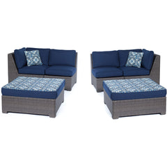 hanover-metro-6-piece-set-2-corner-wedges-2-armless-chairs-and-2-ottomans-with-cushions-metmn6pc-g-nvy