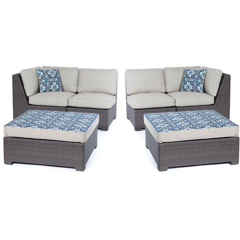 hanover-metro-6-piece-set-2-corner-wedges-2-armless-chairs-and-2-ottomans-with-cushions-metmn6pc-g-slv