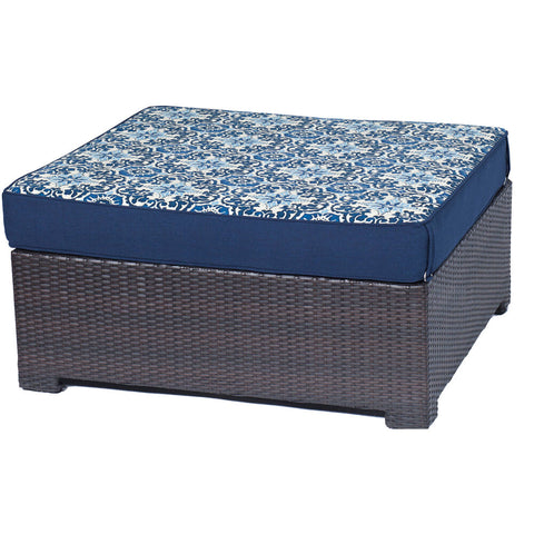 hanover-metro-mini-ottoman-and-reversible-cushion-metmnott-nvy