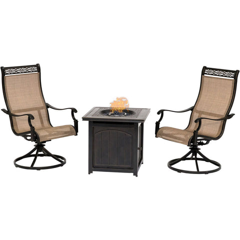 hanover-monaco-3-piece-2-sling-swivel-rockers-and-26-inch-square-fire-pit-mon3pcswfpsq