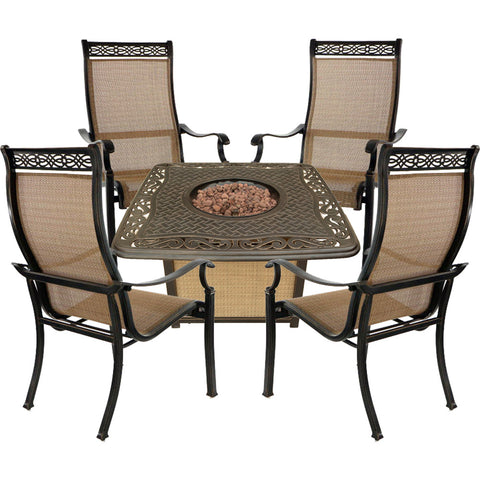 hanover-monaco-5-piece-fire-pit-set-4-sling-chairs-and-cast-top-fire-pit-mon5pccfp
