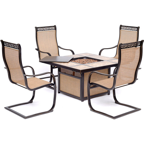 hanover-monaco-5-piece-fire-pit-set-4-c-spring-chairs-and-tile-top-fire-pit-mon5pcsp4tfp