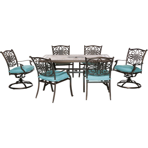 hanover-monaco-7-piece-4-cushion-dining-chairs-2-cushion-swivel-chairs-40x68-inch-tile-top-table-mondn7pcsw-2-blu
