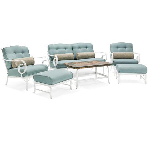 hanover-6-piece-seating-set-with-aluminum-frame-with-white-finish-stone-top-coffee-table-ocecst6pc-blu
