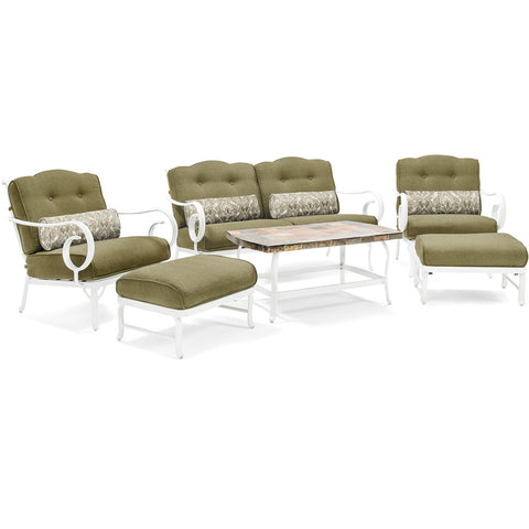 hanover-6-piece-seating-set-with-aluminum-frame-with-white-finish-stone-top-coffee-table-ocecst6pc-mdw