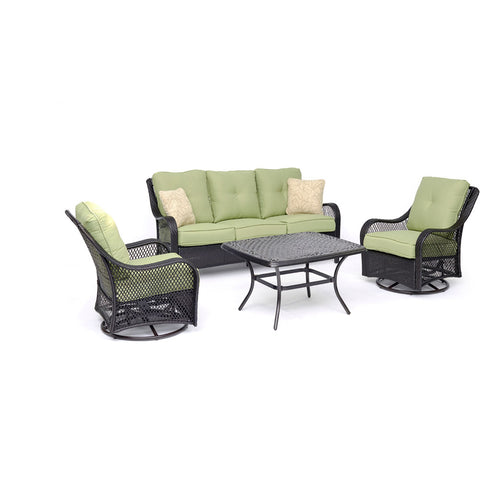 hanover-orleans-4-piece-set-sofa-2-swivel-gliders-and-cast-coffee-table-orl4pcctsw2-grn
