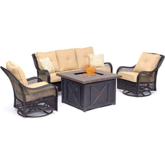 hanover-orleans-4-piece-fire-pit-sofa-2-swivel-gliders-and-durastone-fire-pit-orl4pcdfpsw2-tan