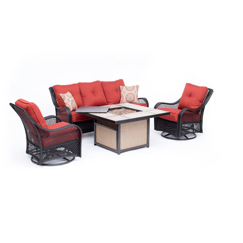 hanover-orleans-4-piece-fire-pit-sofa-2-cushioned-swivel-rockers-tile-top-fire-pit-orl4pctfpsw2-bry
