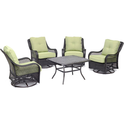 hanover-orleans-5-piece-4-swivel-gliders-cast-top-coffee-table-orl5pcctsw4-grn