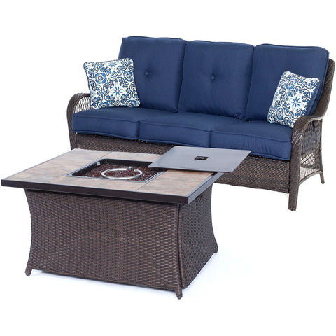 hanover-orleans-2-piece-fire-pit-seating-set-sofa-fire-pit-coffee-table-with-porcelain-tile-top-orleans2pcfp-nvy-b