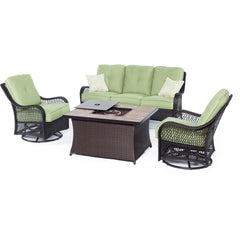 hanover-orleans-fire-pit-seating-set-2-swivel-gliders-sofa-fire-pit-coffee-table-with-porcelain-tile-orleans4pcfp-grn-b