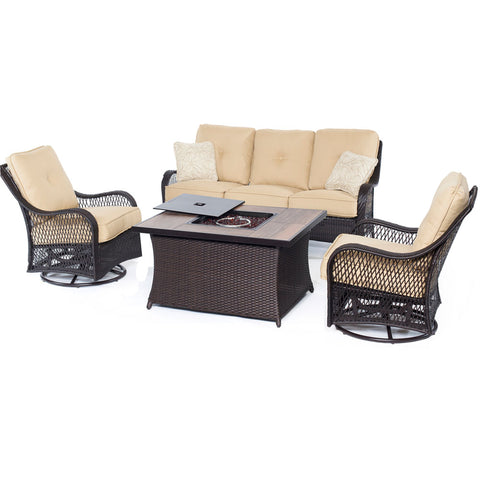 hanover-orleans-fire-pit-seating-set-2-swivel-gliders-sofa-fire-pit-coffee-table-with-woodgrain-tile-orleans4pcfp-tan-a