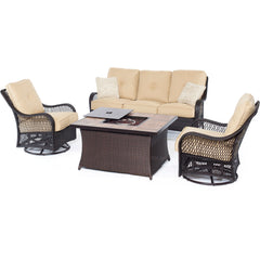 hanover-orleans-fire-pit-seating-set-2-swivel-gliders-sofa-fire-pit-coffee-table-with-porcelain-tile-orleans4pcfp-tan-b