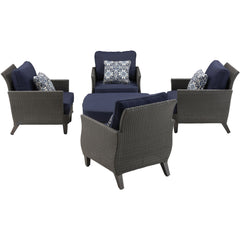 hanover-savannah-5-piece-seating-set-4-oversized-chairs-one-woven-with-cushion-ottoman-sav-5pc-nvy