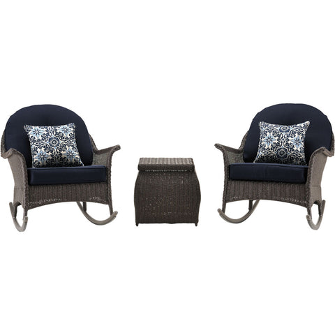 hanover-san-marino-3-piece-set-2-woven-rocking-chairs-one-side-table-smar-3pc-nvy