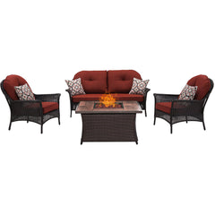 hanover-san-marino-4-piece-fire-pit-set-with-wood-grain-tile-top-smar4pcfp-red-wg