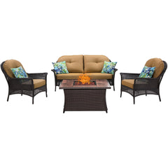 hanover-san-marino-4-piece-fire-pit-set-with-wood-grain-tile-top-smar4pcfp-tan-wg