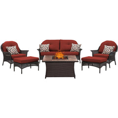 hanover-san-marino-6-piece-fire-pit-set-with-tan-tile-top-smar6pcfp-red-tn