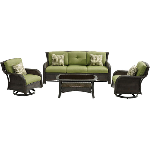 hanover-strathmere-4-piece-sofa-2-swivel-gliders-woven-coffee-table-strath4pcsw-s-grn