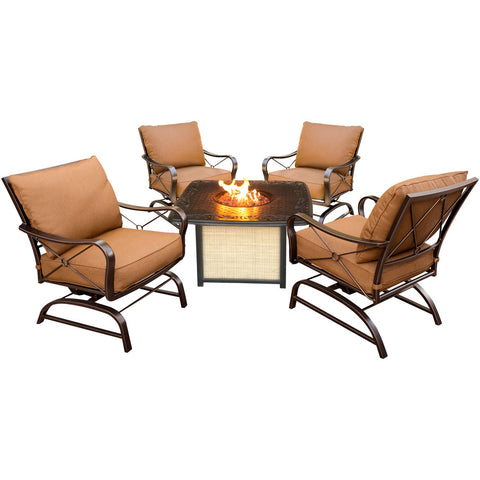 hanover-summer-nights-5-piece-fire-pit-4-cushion-rockers-cast-top-fire-pit-with-lid-summrnghtcast