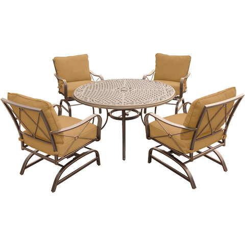 hanover-summer-nights-5-piece-dining-set-4-steel-rockers-with-48-inch-cast-table-sumrngtdn5pccst