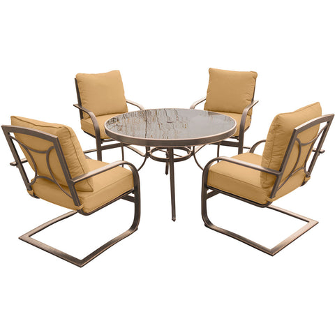 hanover-summer-nights-5-piece-dining-set-4-aluminum-spring-chairs-with-48-inch-glass-table-sumrngtdn5pcgsp